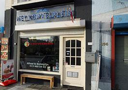 Afhaalcentrum Korvelplein