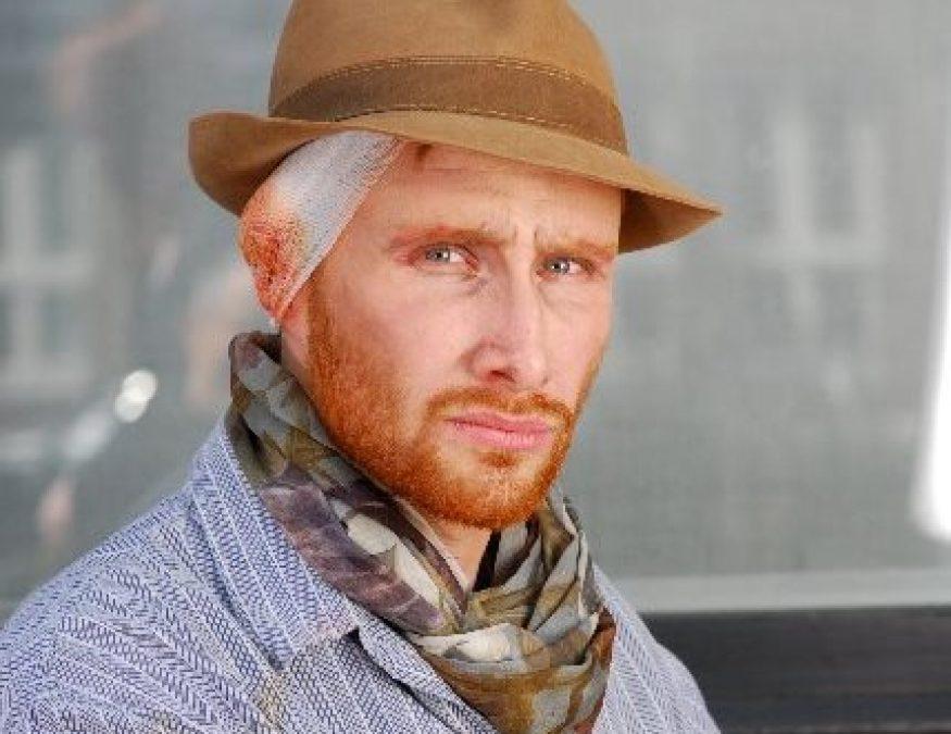 Van Gogh zoekt mede kunstenaars