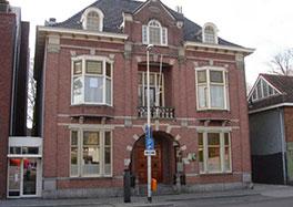 Kantoor Mr. Van Zijl