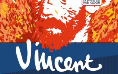 Presentatie ontwerp St. Annaplein op de verjaardag van Vincent van Gogh.