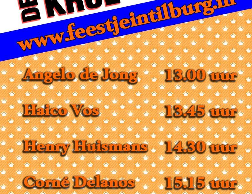 Feestje in Tilburg